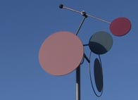 Sculpturse cinétiques éoliennes