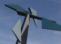 Sculptures éoliennes artistiques