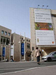 bâtiment PACA façade exposition jardin méditerranéens