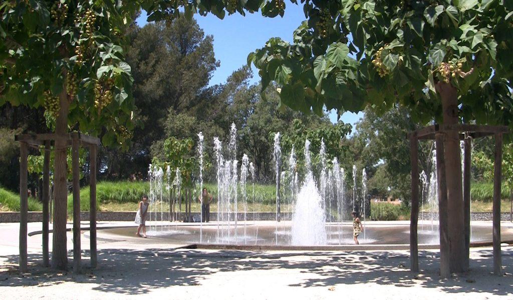 fontaine par urbain