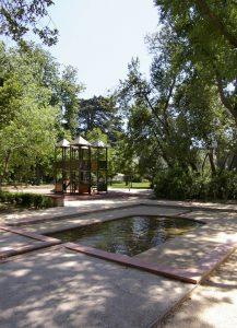 bassin plan d'eau