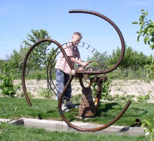 sculpture ecologie