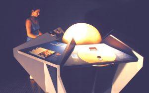 module museographique